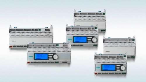 Новые контроллеры Climatix C600