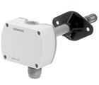 QFM3160 Датчик влажности и температуры канальный, DC0…10V, 0…100%, -40…+70 ?C, вкл. монтажный фланец Siemens