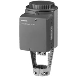 SKB62U Электрогидравлический привод 2800N для клапанов с ходом штока 20 mm, AC 24 V, DC 0…10V, DC4…2mA Siemens