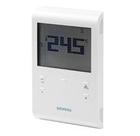 RDD100.1DHW Комнатный термостат с управлением ГВС и ЖК-дисплеем, DC 3 В Siemens