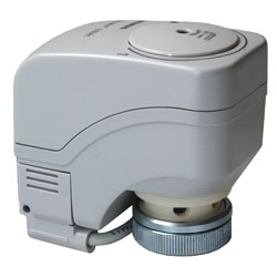 SSD31 Электромоторный привод клапана для комби-клапанов с ходом штока 5.5 mm, 230VAC, 3-Punkt Siemens