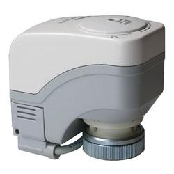 SSA61/00 Электромоторный привод клапана , AC/DC 24 V, DC 0…10V Siemens
