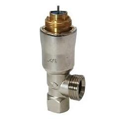 VPE110A-90 Радиаторный клапан с регулятором давления, V 25…318, DN 10 Siemens