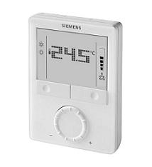 RDG100KN Комнатный термостат , с KNX Siemens