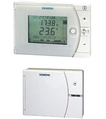 REV17-XA Room Thermostat, Blister Siemens