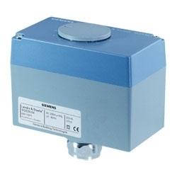 SQS65.5UG Привод клапана для резьбовых клапанов с ходом штока 5.5 mm, AC 24 V, DC 0…10V Siemens