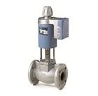 MVF461H25-8 Электромагнитный клапан с модулирующим управлением (фланцевый) для высокотемпературной горячей воды и пара Kvs [m?/h] 8, DN 25 Siemens