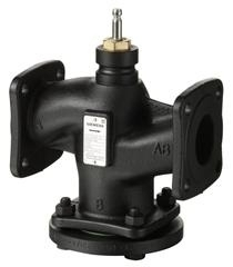 VVF32.125-250 Регулирующий клапан , 2-х ходовой, PN10, DN125, kvs 250, шток 40 Siemens
