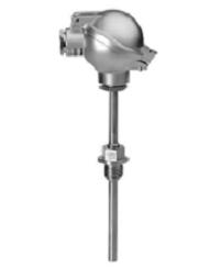 """QAE3010.010 Датчик температуры погружной , PTC T1, -50…+200°С, головка DIN, непосредственное погруж G1/2"""" Siemens"""