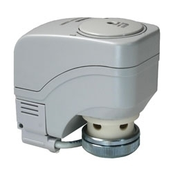 SSB61/00 Электромоторный привод клапана , AC/DC 24 V, DC 0…10V Siemens