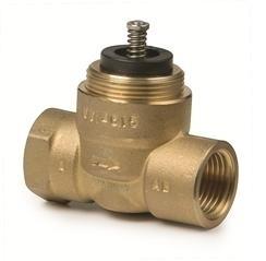 VVI46.15 Регулирующий клапан , 2-х ходовой, Kvs 2, Dn 15, шток 2.5 Siemens
