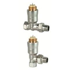 VPD115A-45 Радиаторный клапан с регулятором давления, V 25…318, DN 15 Siemens