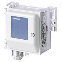 QBM2030-1U Датчик перепада давления -50…50 Pa, -100…100 Pa, 0…100 Pa Siemens