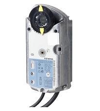 GNA326.1E/12 Привод противопожарной заслонки противопожарной, 7 Nm, пружинный возврат, 2-поз., AC 230V Siemens