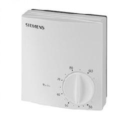 QFA1001 Комнатный гидростат , релейный контакт, 30…90%, регулирование установки Siemens