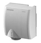 QAD2012 Датчик температуры накладной , Pt1000, -30…+130°С Siemens