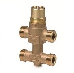VMP45.10-0.63 Регулирующий клапан , 3-х ходовой, Kvs 0.63, Dn 10, шток 5.5 Siemens