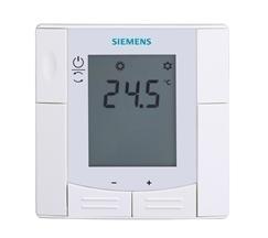 RDU341 Комнатный термостат для VAV-систем , с KNX Siemens