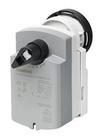 GQD161.9A Привод для шаровых клапанов , поворотный, 2 Nm, пружинный возврат, DС 0…10 V, AC/DC 24 Siemens