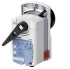 GDB131.9E Привод для шаровых клапанов , поворотный, 5 N, 3-поз., AC 24V Siemens