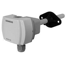 QPM2102 Датчик качества воздуха канальный, АС 24 V ±20% / DC 13.5…35 V, DC 0…10 V, CO2: 0…2000ppm, CO2 + VOC: 0…2000ppm Siemens