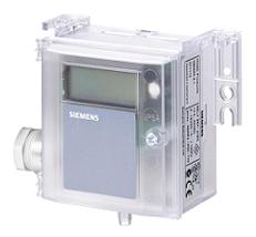 QBM3020-3D Датчик перепада давления , 0…10 V DC, 0...300 Pa Siemens