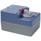 SQK349.00 OEM Поворотный привод , AC 230 V, 5 Nm Siemens