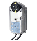 GNA326.1E/10 Привод противопожарной заслонки противопожарной, 7 Nm, пружинный возврат, 2-поз., AC 230V Siemens