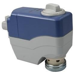 SSC61 Электромоторный привод клапана , AC/DC 24 V, DC 0…10V Siemens