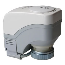 SSA81/00 Электромоторный привод клапана , AC 24 V, 3-позиционный Siemens
