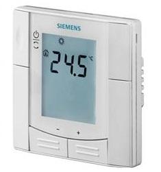 RDD310/EH Комнатный термостат для электрического тёплого пола, 16A Siemens