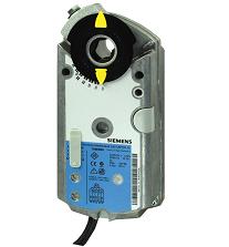 GAP191.1E Привод воздушной заслонки Siemens