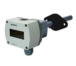 QPM2102D ductCO2/VOCsensor0-10V+dspl Siemens
