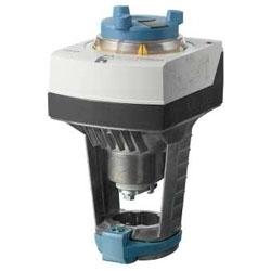 SAX61.03 Привод клапана 800Н , ход 20 мм, AC/DC 24 В, 0-10 В/4-20мА, -25..130 °C Siemens