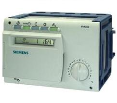 RVP350 Тепловой контроллер с управлением ГВС и котлом, АС 230 V Siemens