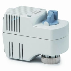 SFP71/18 Зоновый привод для маленьких клапанов VVP47..., VXP47... и VMP47, AC 24 V, шток 2.5mm Siemens