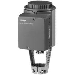 SKD60 Электрогидравлический привод 1000N для клапанов с ходом штока 20mm, AC 24 V, DC 0…10V, DC4…2mA Siemens