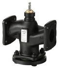 VVF22.100-160 Регулирующий клапан , 2-х ходовой, PN6, DN100, kvs 160, шток 40 Siemens