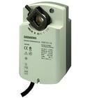 GQD321.1A Привод воздушной заслонки , поворотный, 2 Nm, пружинный возврат, 2-поз., AC 230V Siemens