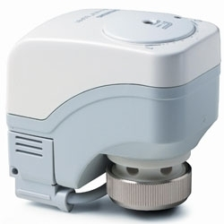 SSP81.04 Электромоторный привод клапана , AC 24 V, 3-позиционный Siemens