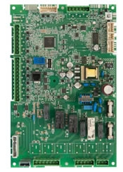 LMS14.191A109 Менеджер горения, котловой блок управления
