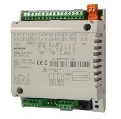RXB21.1/FC-10 KNX Fan-Coil Controller для трехскоростного вентилятора Siemens
