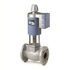 MVF461H20-5 Электромагнитный клапан с модулирующим управлением (фланцевый) для высокотемпературной горячей воды и пара Kvs [m?/h] 5, DN 20 Siemens