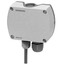 QAC3161 Датчик температуры наружный , DC 0…10V, -50…+50°С Siemens