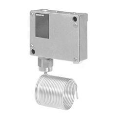 QAF81.6M Термостат защиты от замораживания с капиллярной трубкой (с ручным сбросом), 6000 mm Siemens