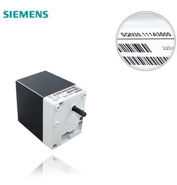 SQN30.111A3500 Привод заслонки Siemens
