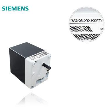 SQN30.121A2700 Привод заслонки Siemens
