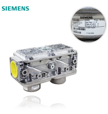 Клапан газовый двойной VGD20.503U