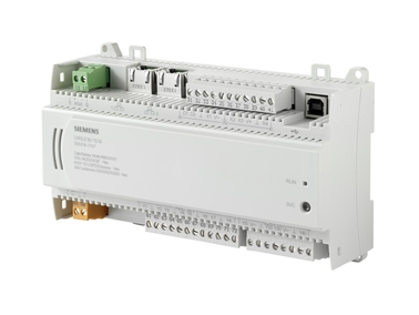 DXR2.E18-102A Комнатный контроллер BACnet/IP, AC 24В (2 DI, 4 UI,8 DO, 4 AO)