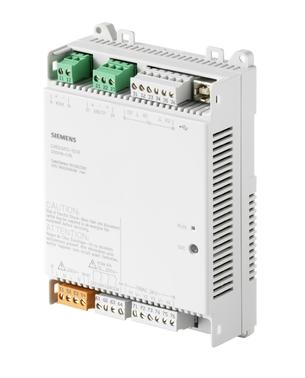 DXR2.M10-101A Комнатный контроллер BACnet MS/TP, AC 230 В (1 DI, 2 UI,7  DO)